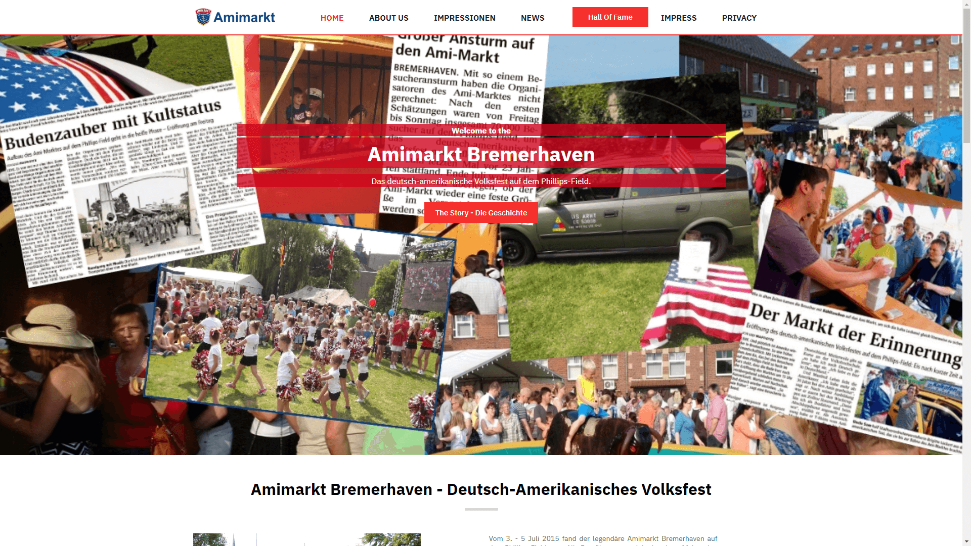 Event - Amimarkt Bremerhaven