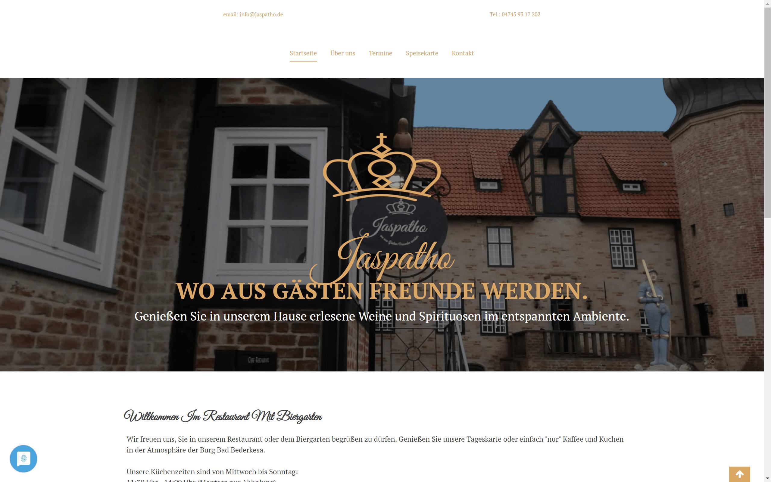 Restaurant - Jaspatho