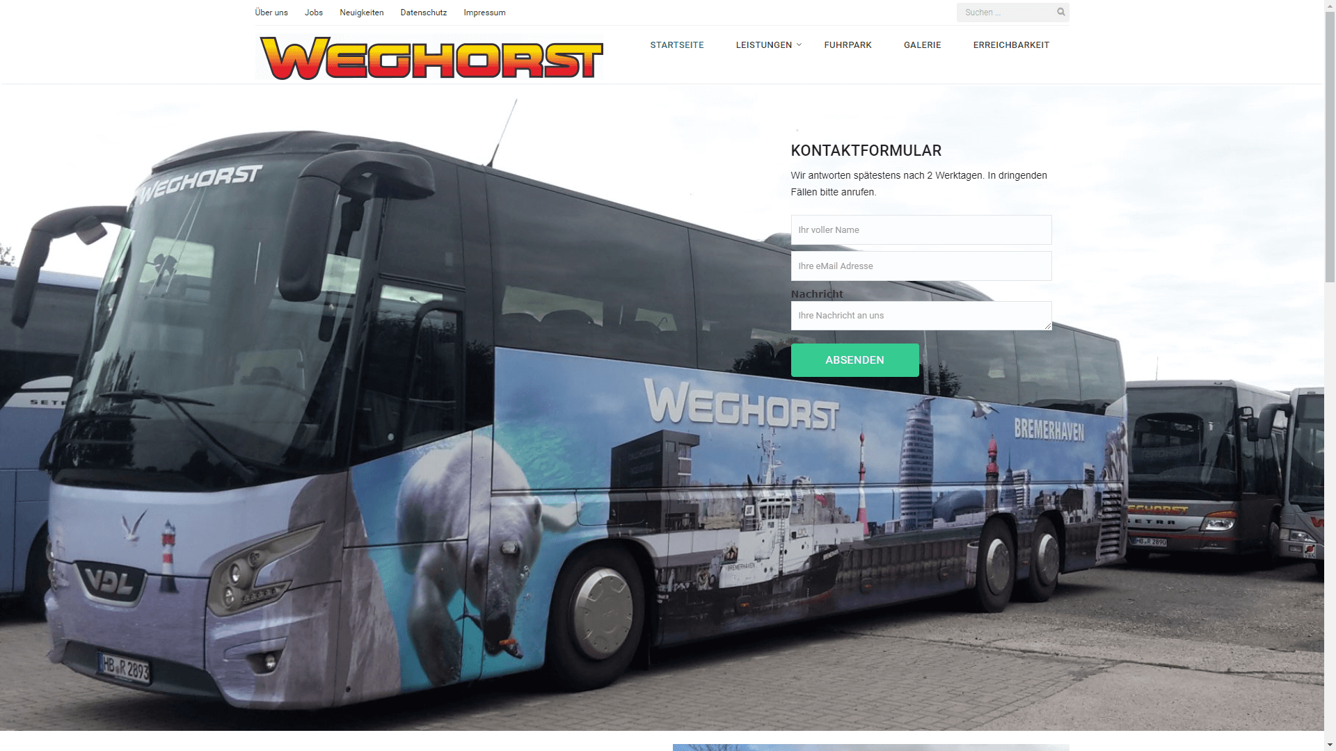 Unternehmen - Omnibus Weghorst