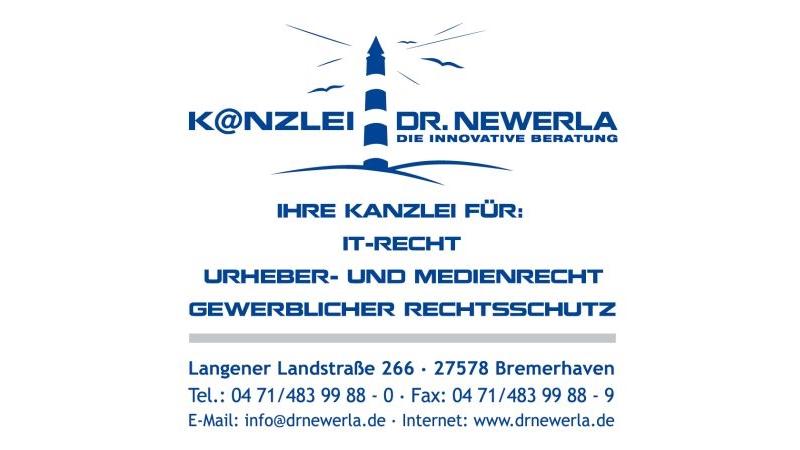 Logo der Kanzlei Dr. Newerla