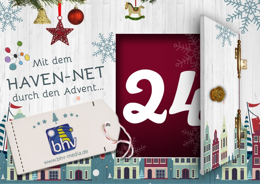 Unser Kalendertürchen am 24. Dezember 2017