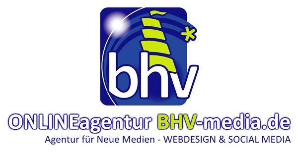 App für ONLINEagentur BHV-media.de