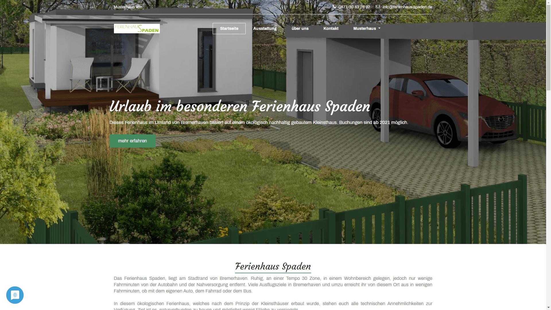 Unternehmen - Ferienhäuser Krause
