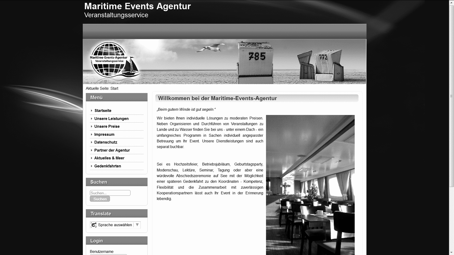 Maritime Events Agentur